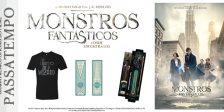 A Magazine HD, a Warner Bros. Pictures e a NOS Audiovisuais, têm para te oferecer prémios oficiais do filme Monstros Fantásticos e Onde Encontrá-los.