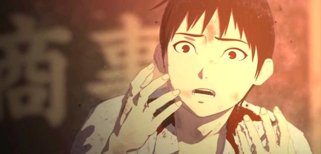 ajin anime kei nagai