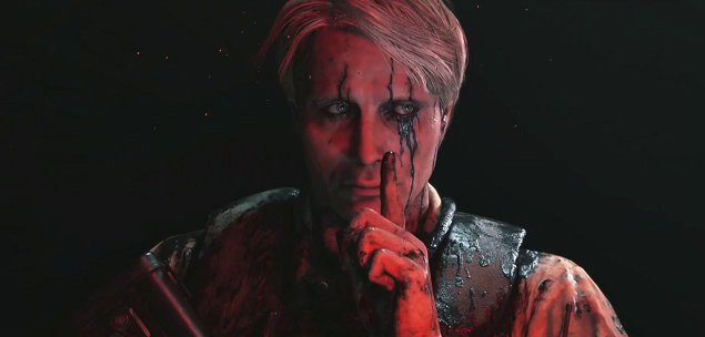 the game awards death stranding mads