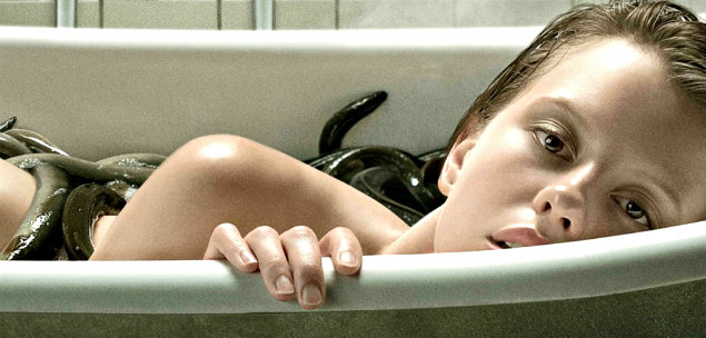 melhores posters a cure for wellness
