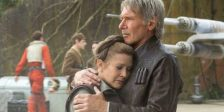 A Lucasfilm negou os rumores de que pretende criar uma Princesa Leia digital nos próximos filmes da saga.