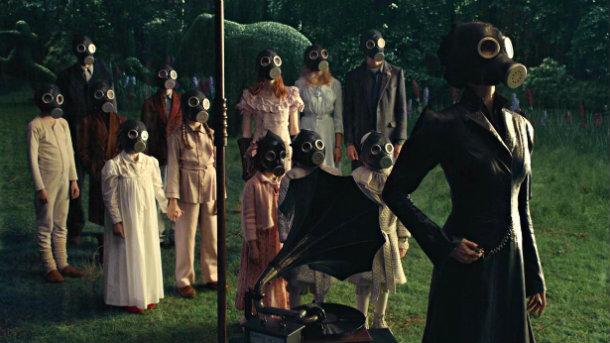 tim burton A Casa da Senhora Peregrine para Crianças Peculiares