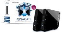 A Devolo lançou a GigaGate, uma bridge Wi-Fi de alta velocidade, especialmente concebida para o espaço multimédia de uma sala de estar ou small office.