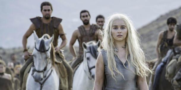 George R. R. Martin nova história Game of Thrones