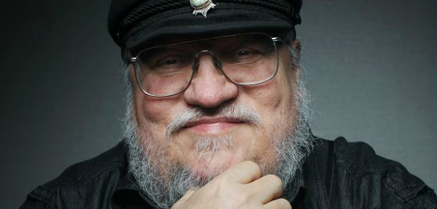 George R. R. Martin nova história Game of Thrones