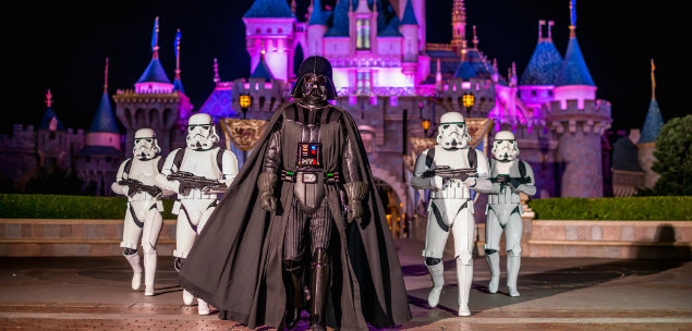 Disneyland Paris Star Wars
