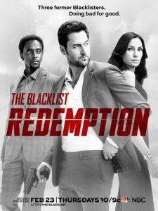 the blacklist redemption poster