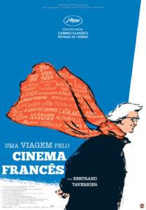 UMA VIAGEM PELO CINEMA FRANCÊS COM BERTRAND TAVERNIER poster pt