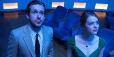 La La Land lidera o box office nacional. No elenco Ryan Gosling, Emma Stone, Rosemarie DeWitt, Callie Hernandez, J.K. Simmons.