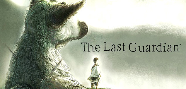the last guardian playstation