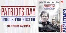 A Magazine.HD e a Pris Audiovisuais têm convites duplos para oferecer para a antestreia do emocionante filme Patriots Day - Unidos por Boston