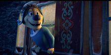 Rock Dog - Um Sonho Altamente! é a história de um cão que sonha ser músico.
