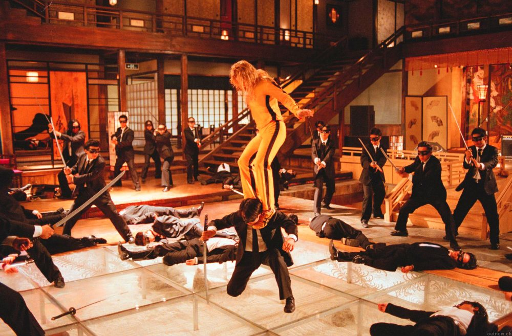 kill bill quentin tarantino david wasco