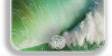 A gigante tecnológica Apple pode vir a apostar na biométrica móvel, tendo sido lançada, em 2014, já uma patente nesta área.