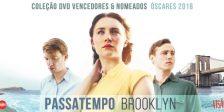 A Magazine.HD e a VISÃO têm para oferecer DVDs do filme Brooklyn, que contabilizou 3 nomeações aos Oscares.