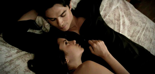 Elena Damon The Vampire Diaries TOP Casais MHD