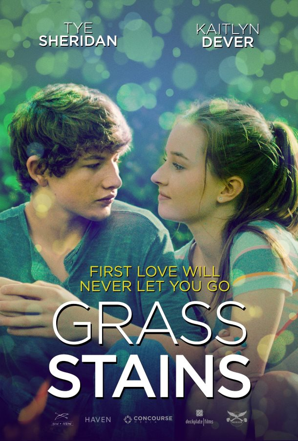grass stain poster