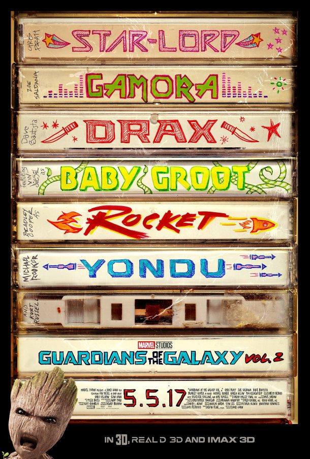 guardiões da galáxia melhores posters guardians of the galaxy