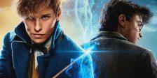 Depois de uma inesperada vitória numa noite de surpresas, Monstros Fantásticos tem mais Óscares que todos os filmes da saga Harry Potter juntos.