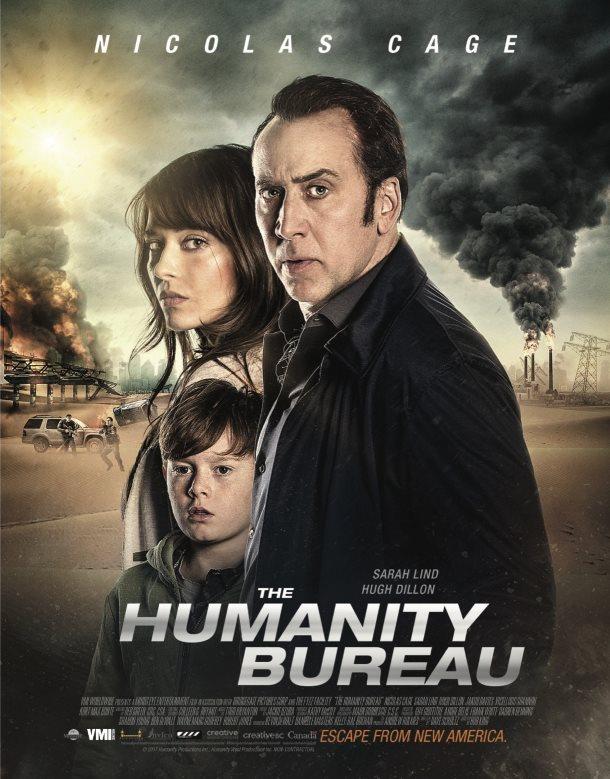 humanity bureau poster