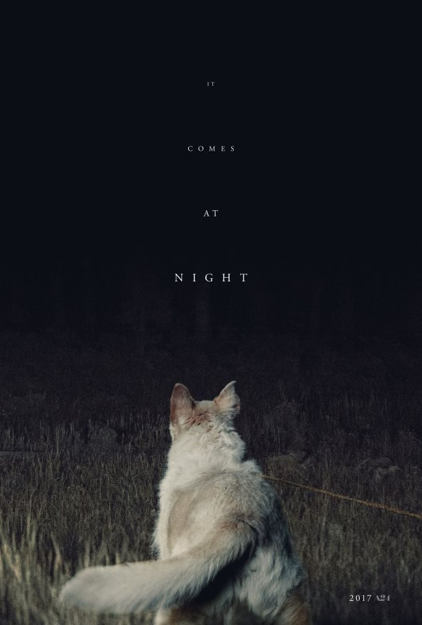 it comes at night melhores posters