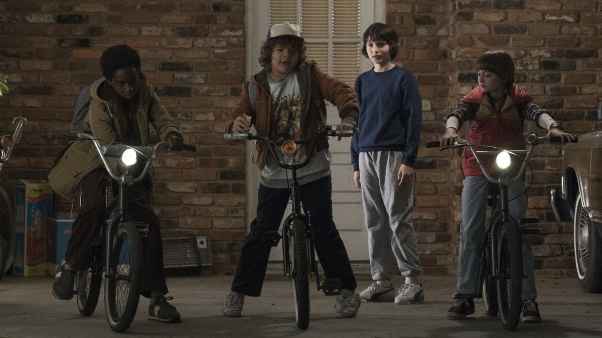 TOP Séries 2016 by MHD | 2. Stranger Things