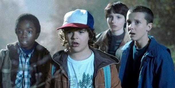 Stranger Things nova imagem segunda temporada
