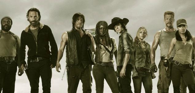 The Walking Dead European Tour FOX Lisboa