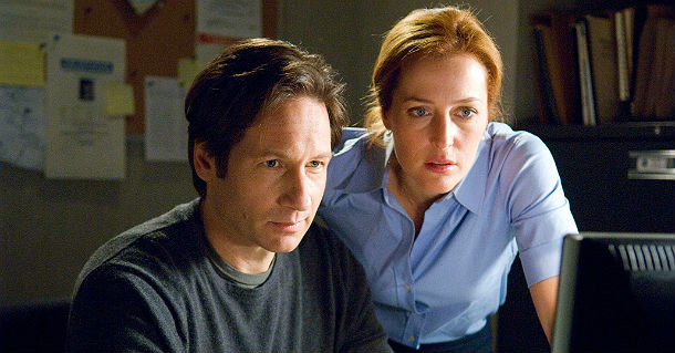 Peak TV - The X-Files