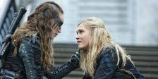 No TOP Casais de Séries de 2017 by MHD não podia faltar as guerreiras Clarke e Lexa, da série The 100.