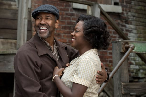 vedações fences denzel washington