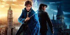 Foi divulgado um vídeo onde se pode ver os efeitos especiais utilizados durante a realização de Fantastic Beasts.