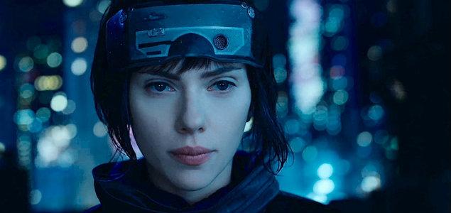 Ghost in The Shell, Scarlett Johansson, trailer