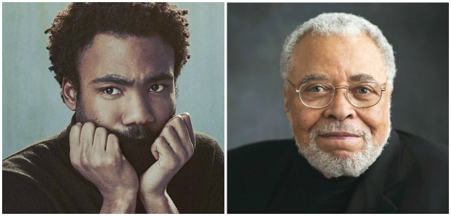 rei leão donald glover james earl jones