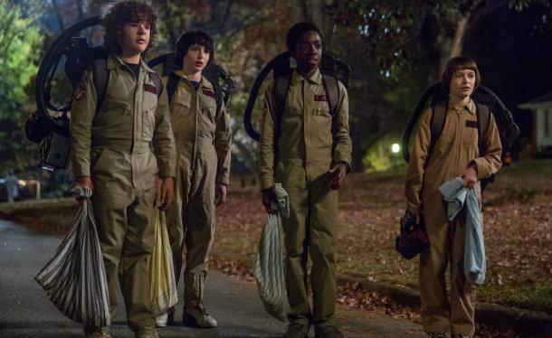Stranger Things À Procura de Dory segunda temporada