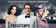 A Magazine.HD e a VISÃO têm para oferecer DVDs do filme Trumbo, que recebeu a nomeação de Melhor Ator nos Oscares.