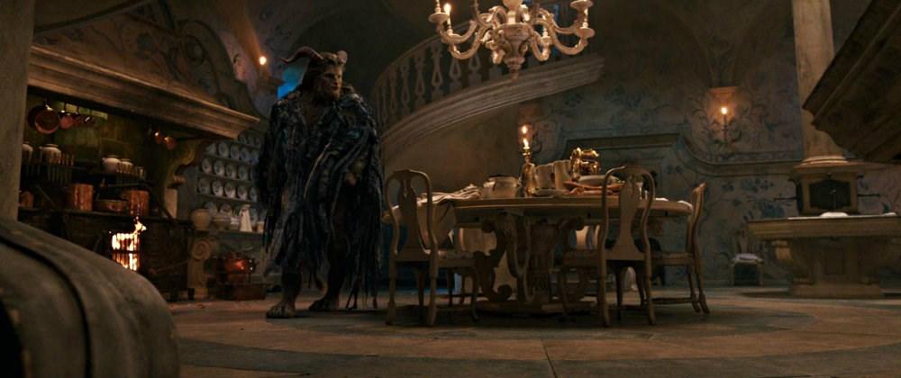a bela e o monstro jacqueline durran