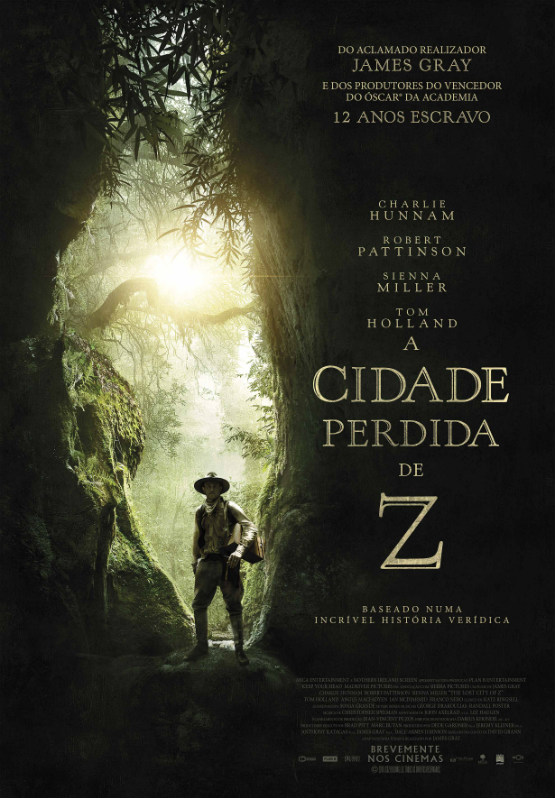a cidade perdida de z The Lost City of Z