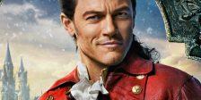 Como o vilanesco Gaston, Luke Evans é, provavelmente, a pessoa mais bem vestida do elenco da nova versão de A Bela e o Monstro.