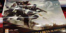 Um poster revelado acidentalmente do próximo Destiny indica igualmente a possibilidade de uma beta.