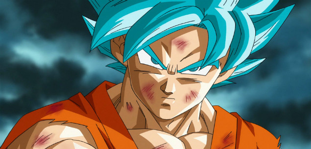Dragon Ball Personagens Poderosas Super