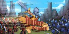 Divertido e viciante, Hyper Knights da Endless Loop Studios leva o jogador numa batalha pela reconquista do seu território, garantindo horas de diversão!