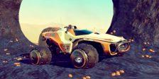 O No Man's Sky fica mais robusto com novos meios de transporte, suporte para PS4 Pro, partilha de bases online e muito mais.