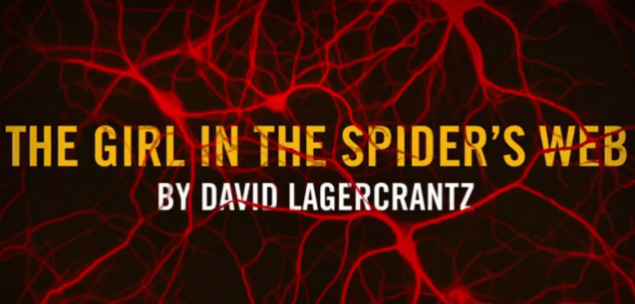 The Girl in the Spiders Web Lisbeth Salander