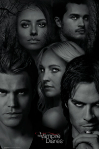 The Vampire Diaries Oitava Temporada Poster