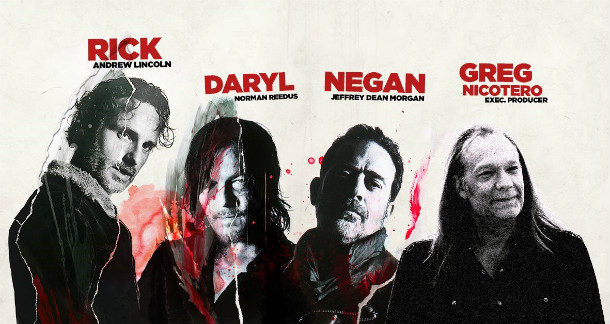 The Walking Dead Euro Tour