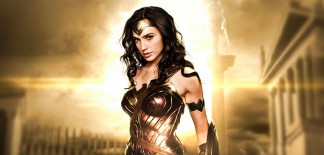 Wonder Woman, Gal Gadot, DC Movies