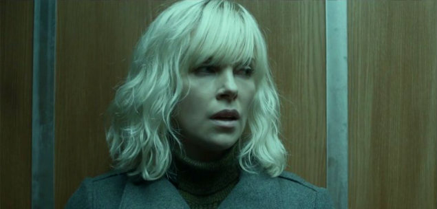 Atomic Blonde, Trailer, Charlize Theron, David Leitch