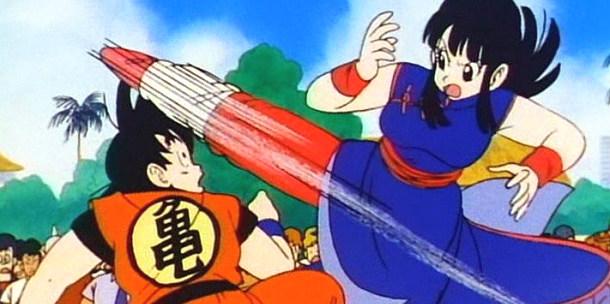 chi-chi dragon ball top personagens femininas anime