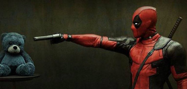Deadpool, paródia, A Bela e o Monstro, Gag Reel